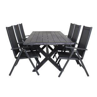 Dhairya 6 Seater Dining Set Image