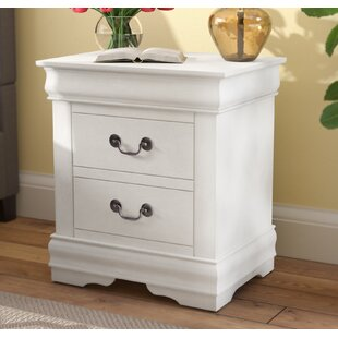 Top Reviews Dove 2 Drawer Nightstand By Alcott Hill