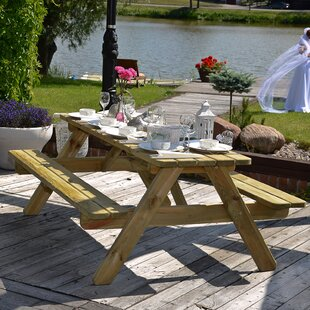 Tori Picnic Bench By Sol 72 Outdoor