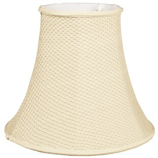 8 Silk/Shantung Bell Lamp Shade