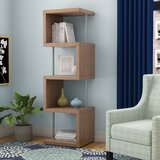 Watkinsville Geometric Bookcase by George Oliver