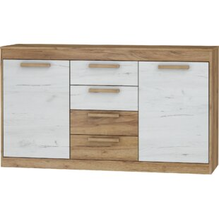 Columbia 4 Drawers Sideboard by Ebern Designs