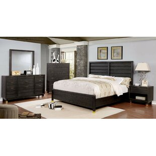 Meda Panel Configurable Bedroom Set
