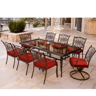 Resto Traditions 9 Piece Dining Set