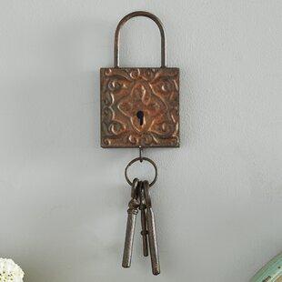 Ordinaire 3 Piece Metal Key Wall Décor Set
