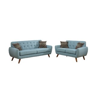 Wooten 2 Piece Living Room Set Part 51
