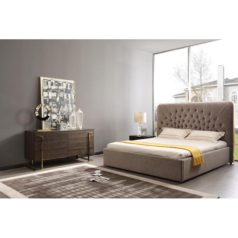 Red Barrel Studio Kachig King Platform Configurable Bedroom Set