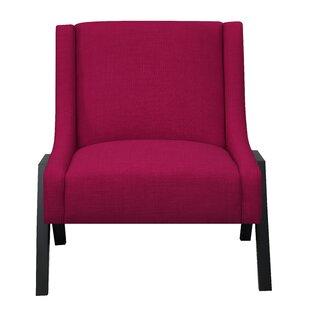 Ivy Bronx Fredia Slipper Chair