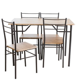 Baptist Sonoma 5 Piece Dining Set