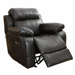 Darby Home Co Hall Power Glider Recliner