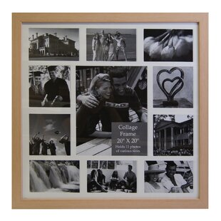 8 X 10 Collage Floating Picture Frames Youll Love Wayfair