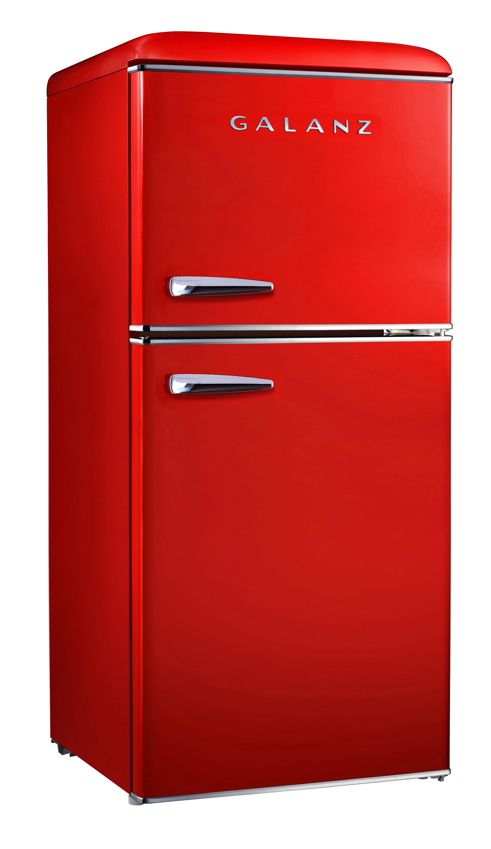 Galanz 24 Top Freezer 4 Cu Ft Refrigerator Reviews Wayfair