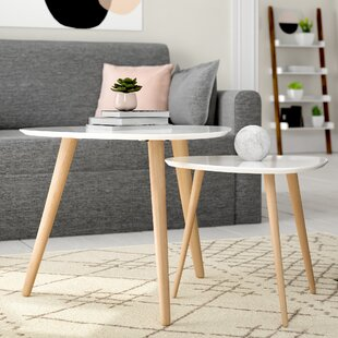 Cottingham 2 Piece Nest Of Tables By Norden Home