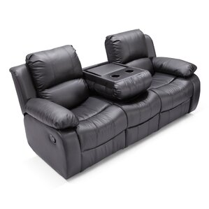 Phoenix Reclining Sofa by Living In St..