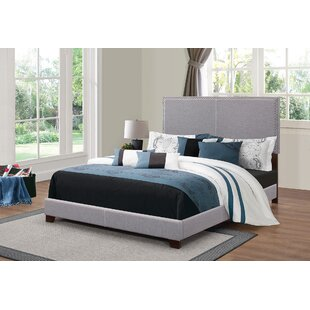 Kachinsky Upholstered Panel Bed