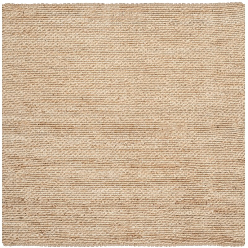Jute/Sisal Handwoven Natural Area Rug