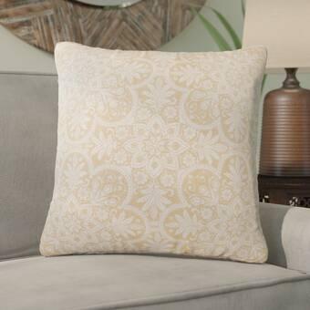 Bungalow Rose Alec Cotton Lumbar Pillow Wayfair
