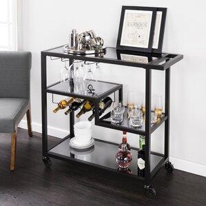 Astoria Bar Cart by Brayden Studio