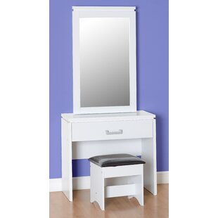Review Charles 1 Drawer Dressing Table Set