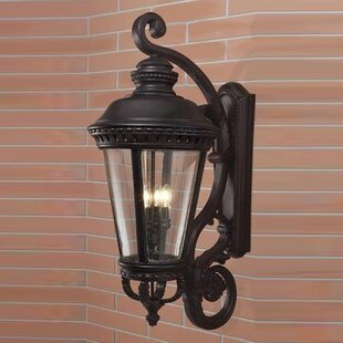 Llewellyn 4-Light Outdoor Wall Lantern