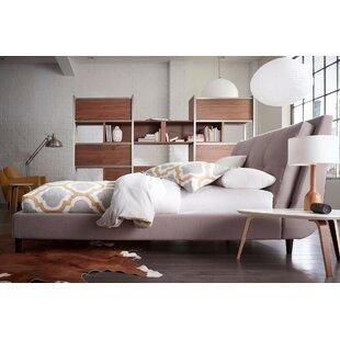 Rodger Upholstered Platform Bed