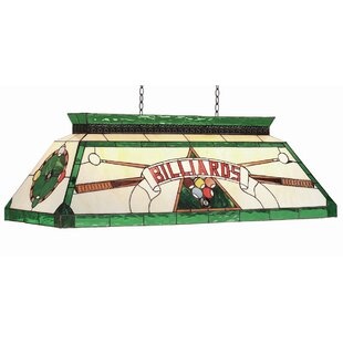 RAM Game Room Tiffany 4-Light Billiard Light