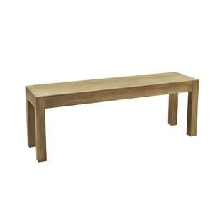 Clendon Wood Dining Bench By Ebern Designs