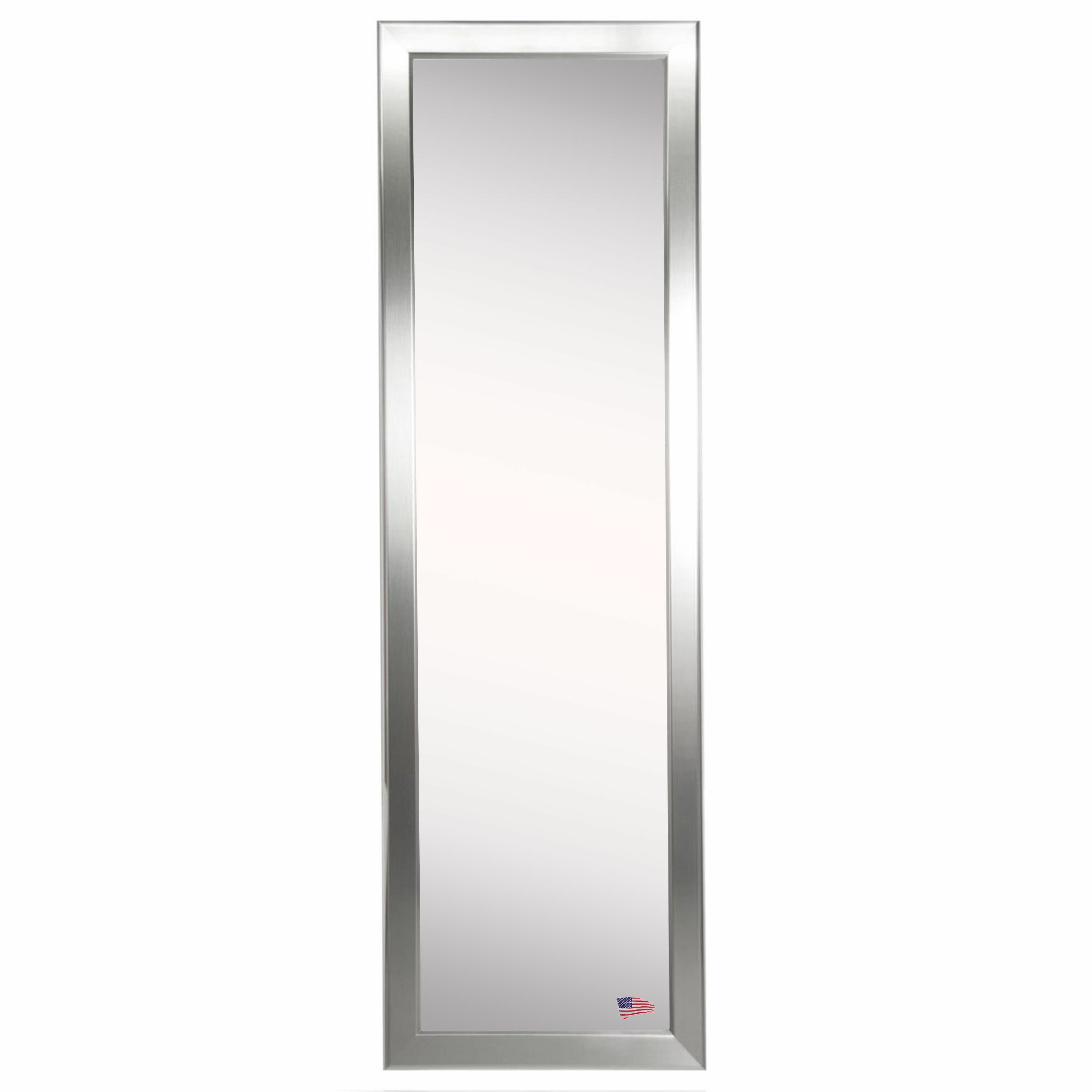 Latitude Run Edge Minimal Full Length Body Mirror & Reviews | Wayfair
