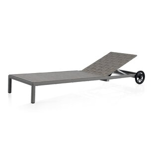 Coss Sun Lounger By Bay Isle Home