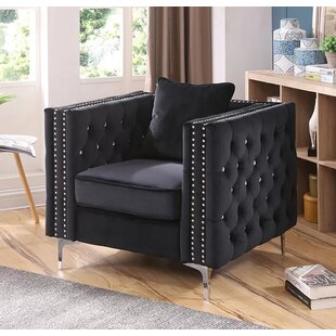 Comparison Martens Armchair by House of Hampton Reviews (2019) & Buyer's Guide