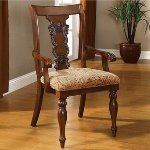 Batesville Traditional Batesville Solid Wood Dining Chair (Set of 2) Astoria Grand