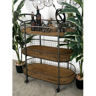 Cole & Grey Bar Cart