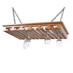 Hanging Stemware Rack Wayfair