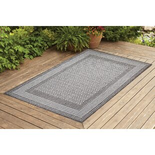 Satter Light Brown Indoor/Outdoor Area Rug