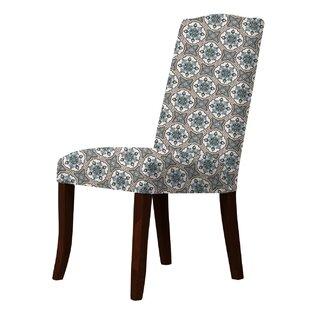 Latitude Run Guttenberg Parsons Chair (Set of 2)