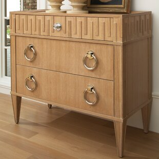 French Key 1 Drawer Chest by Global Views