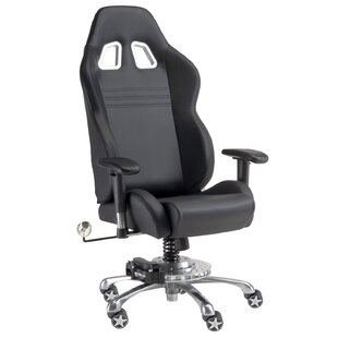 Comparison Grand Prix Executive Chair by PitStop Furniture