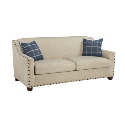 Chaitanya Sugar Shack Sofa Bed Upholstery Color: Oatmeal, Mattress Type: Innerspring