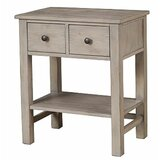 Lunsford 2 Drawers Nightstand by Rosalind Wheeler