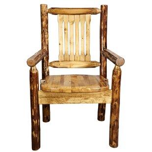 Tustin Arm Chair by Loon Peak