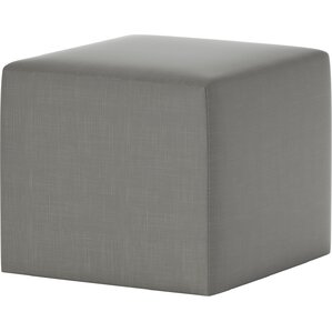Cube Ottoman by Brayden Studio