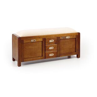 Free Shipping Abberville Wood Storage Hallway Bench