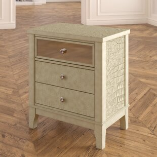 Clearance Clementina 3 Drawer Nightstand By Willa Arlo Interiors