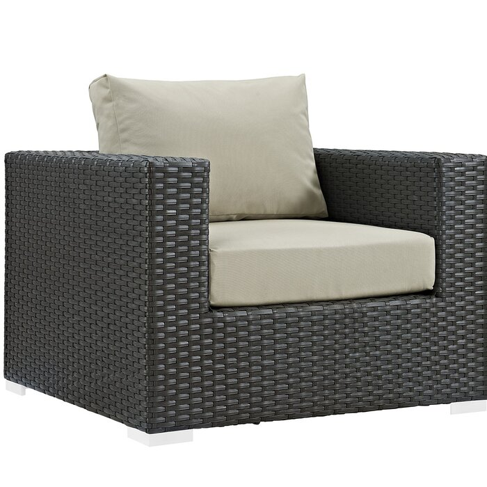 Joss And Main Patio Furniture.Tripp Outdoor Patio Chair With Cushions