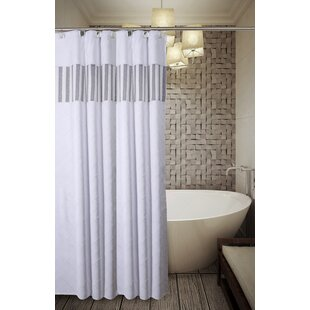 Price Check Lorrie Decorative with Free Liner Shower Curtain (Set of 2) ByOrren Ellis
