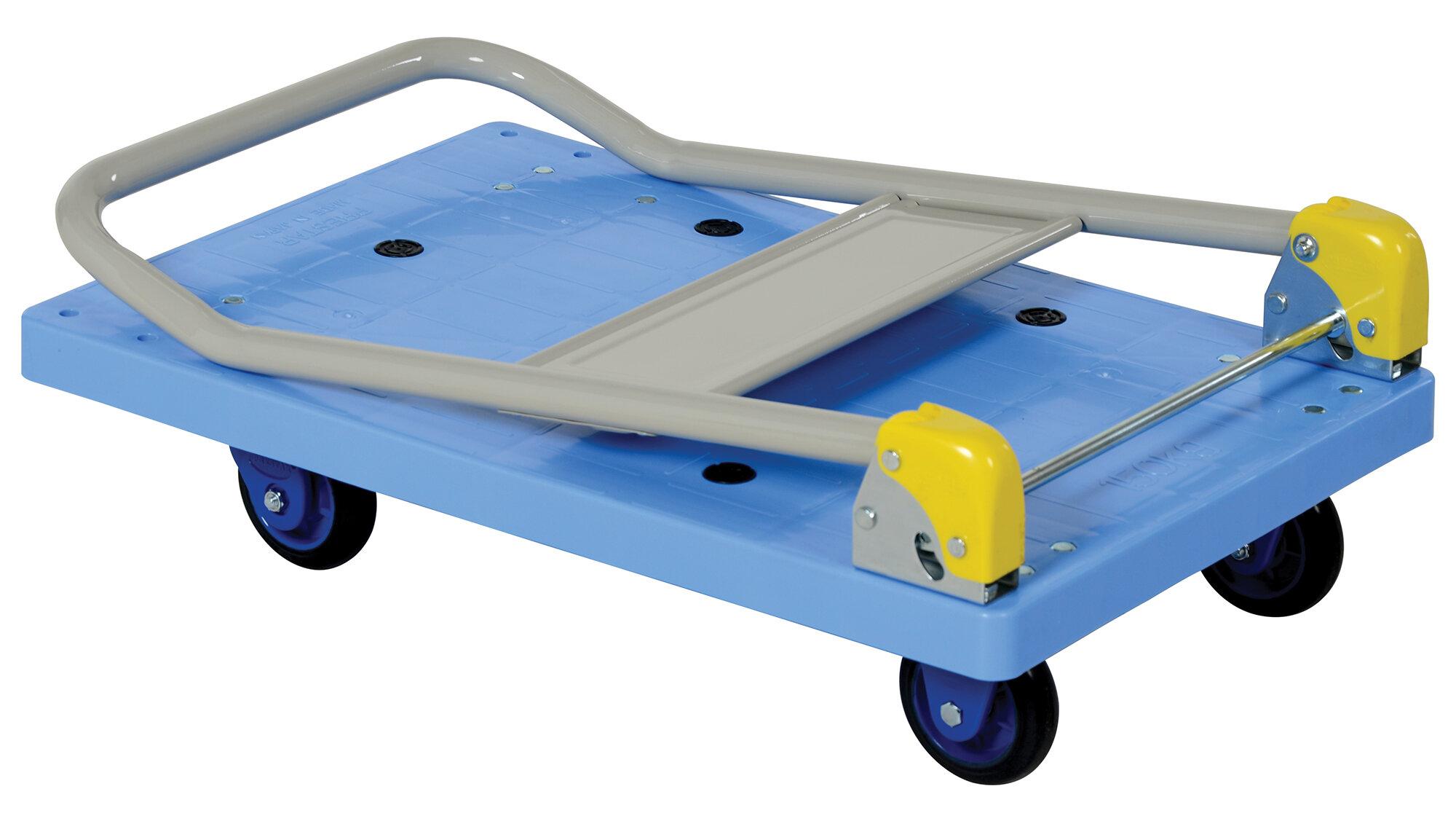 Vestil 330 Lb Capacity Platform Dolly Wayfair