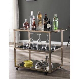 Soperton Bar Cart by Everly Quinn