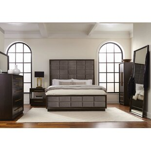Teme Upholstered Panel Bed by Mercer41