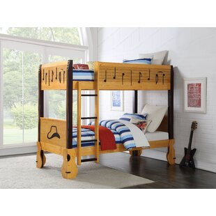 Best Choices Clopton Twin Over Twin Bunk Bed by Zoomie Kids Reviews (2019) & Buyer's Guide