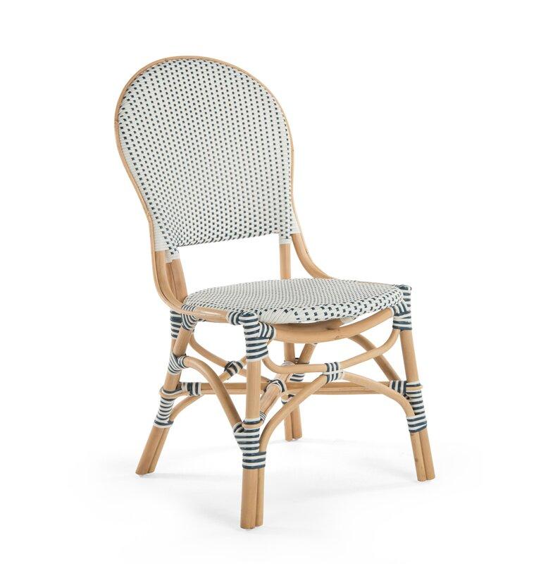 Tawanna Rattan Side Chair